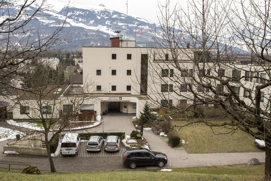 Liechtensteinisches Landesspital Vaduz